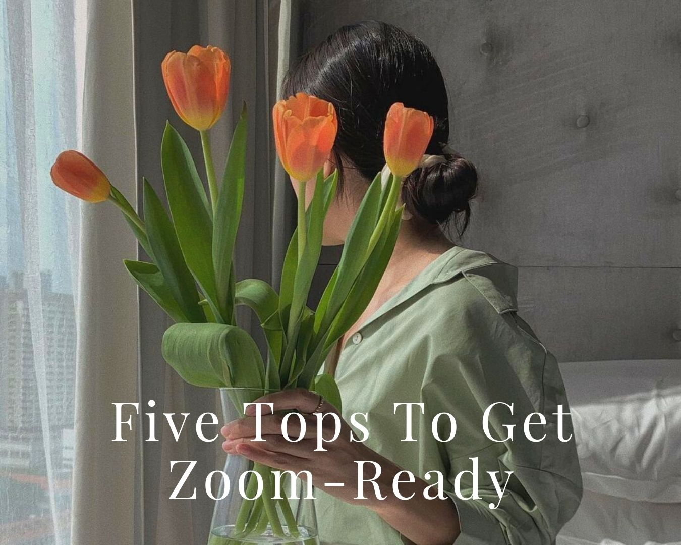 5 Tops To Get Zoom-Ready