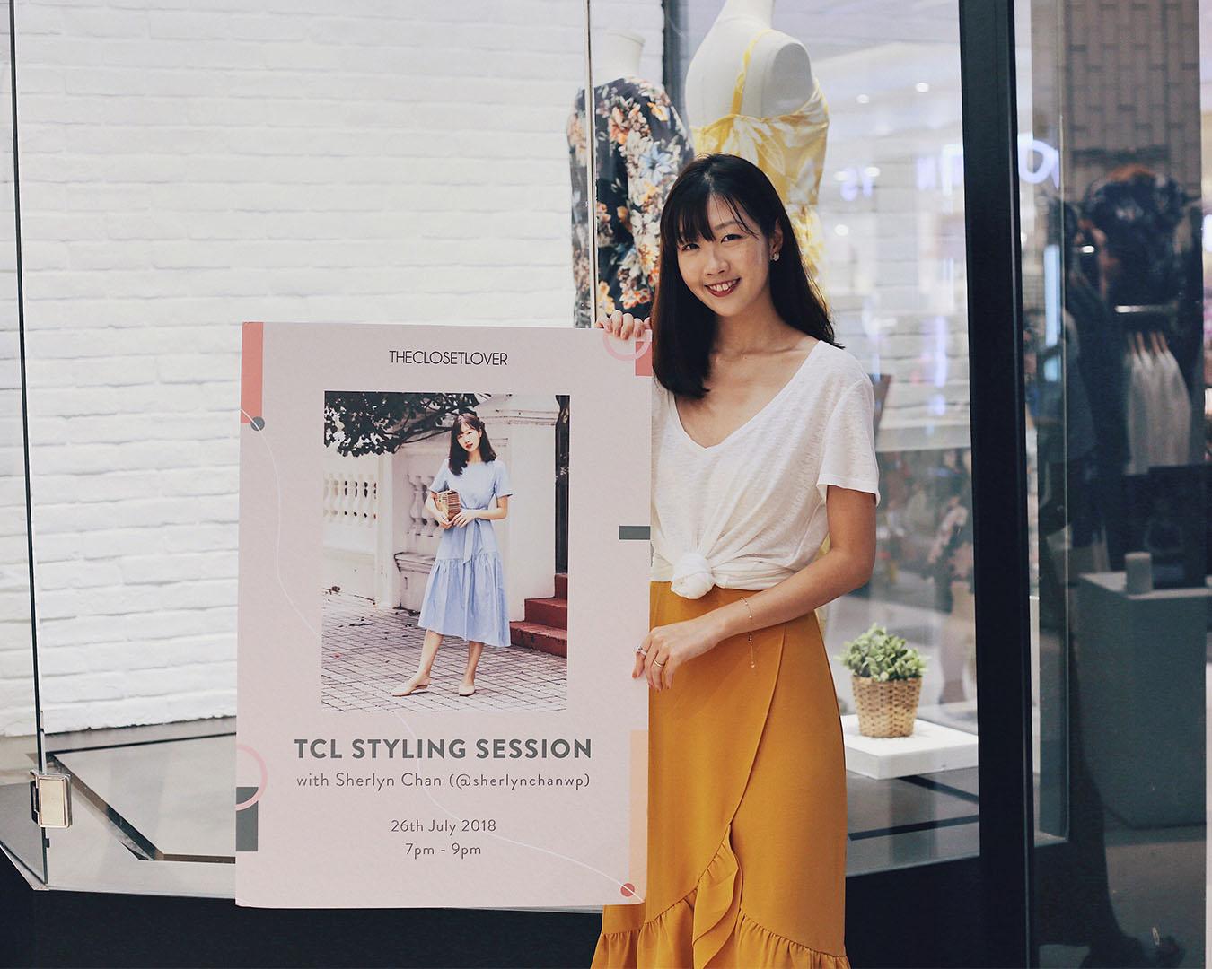 A Stylish Night with Sherlyn Chan (@sherlynchanwp)