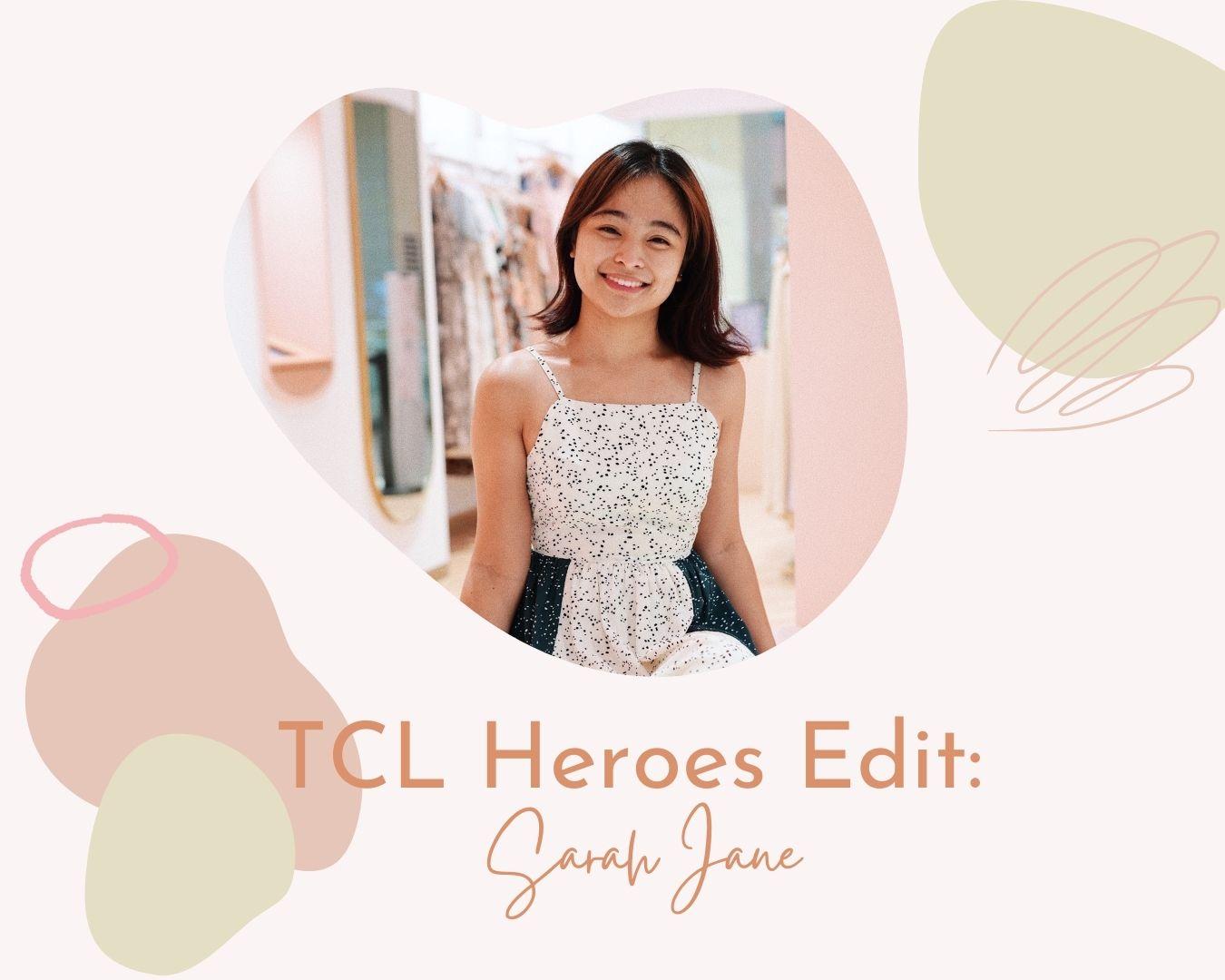 TCL Heroes Edit: Sarah Jane