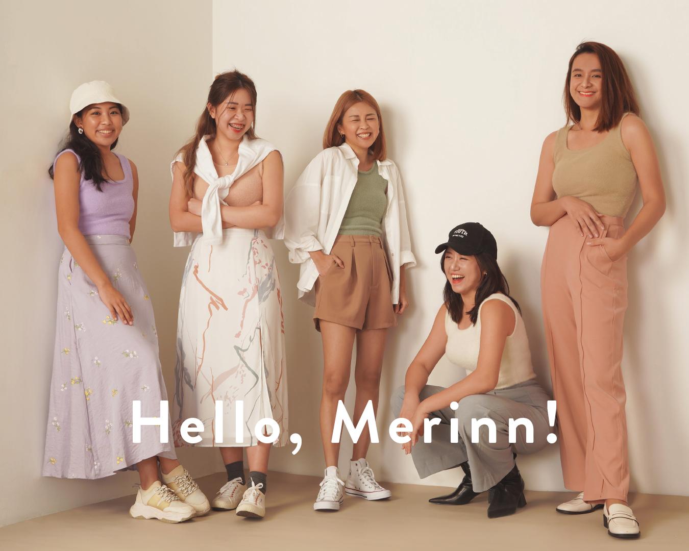 Hello, Merinn!