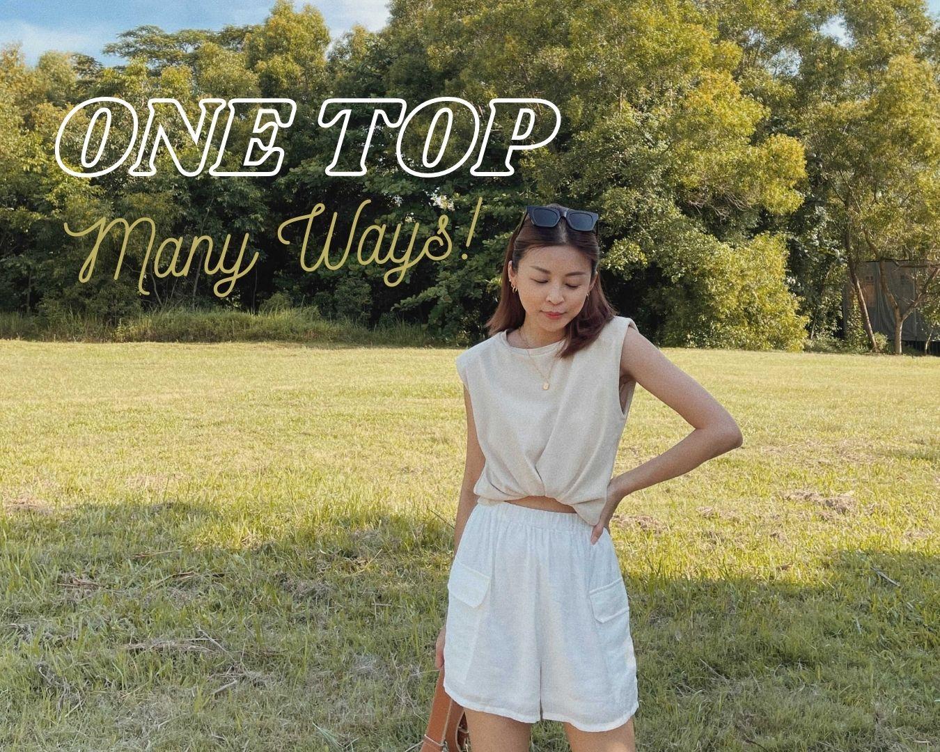 One Top, Many Ways