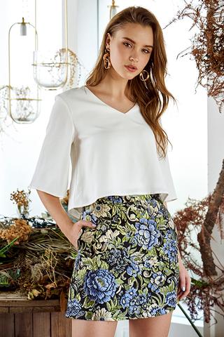 *Restock* Denia Brocade Skirt