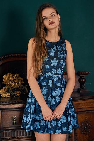 Eada Jacquard Dress