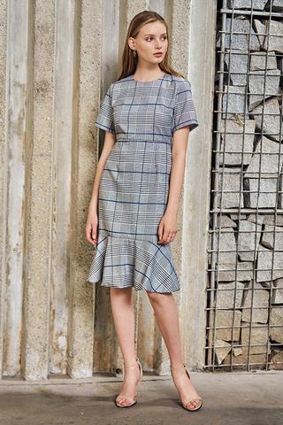 *W. By TCL* Fayre Plaids Dress