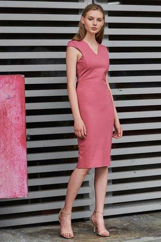 *W. By TCL* Kesha Dress in Pink