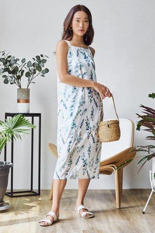 *Restock* Keirra Botanical Two-Way Midi Dress