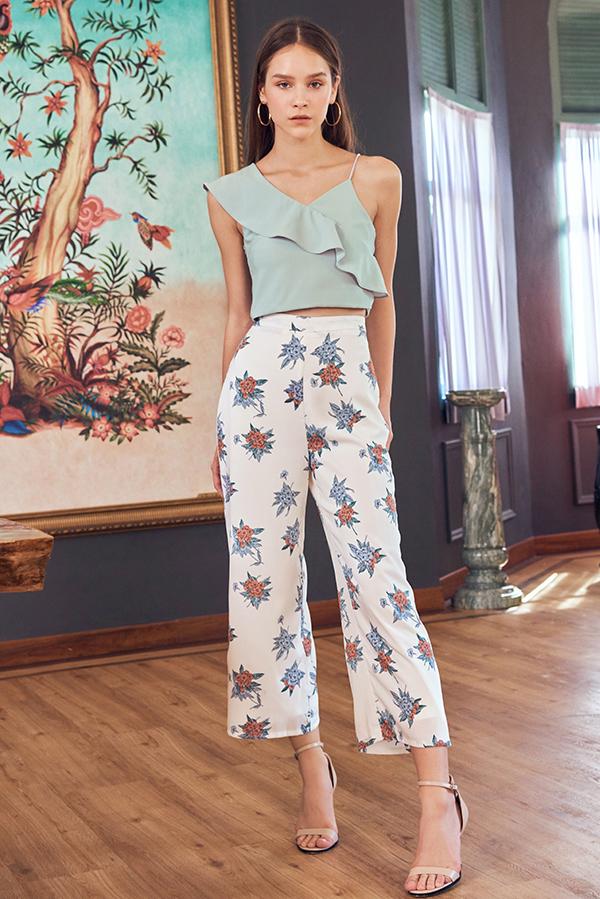 Colinta Floral Printed Pants