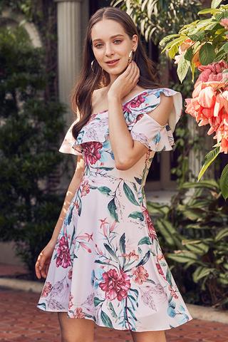 *Restock* Nirisa Floral Printed Dress