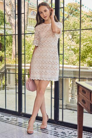 Mirian Crochet Dress