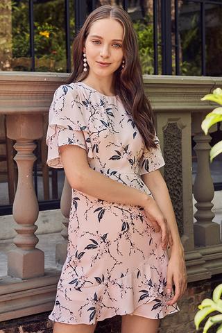 *Restock* Charlee Floral Printed Dress