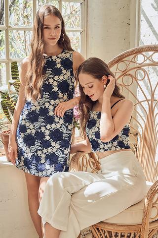 Sherena Crochet Dress