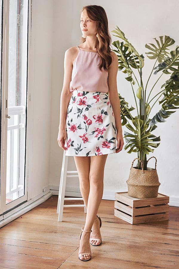 Cerina Floral Printed Skorts