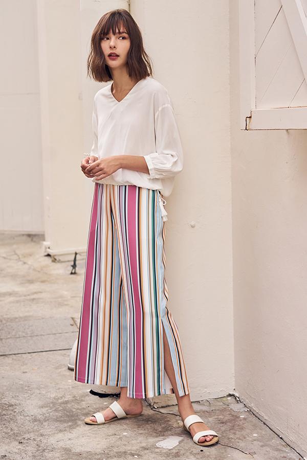 Marvilla Striped Pants