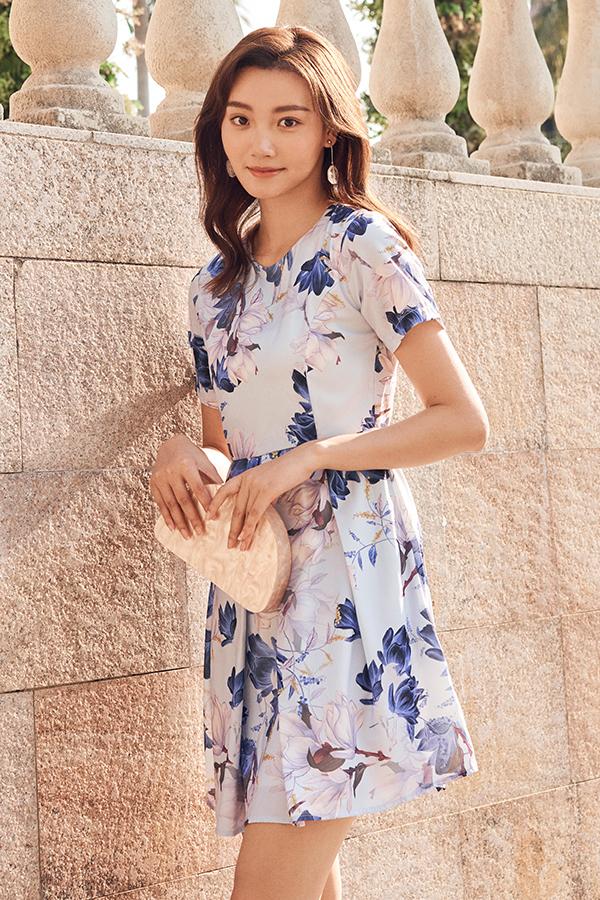 Marielle Sleeved Dress