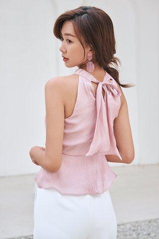 Viena Top in Pink