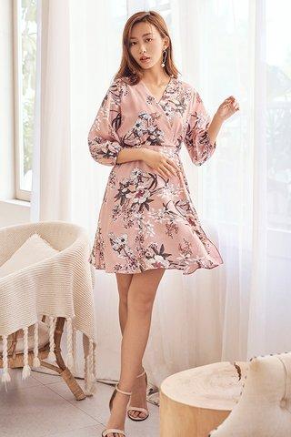 Matilda Sleeved Dress