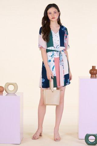 Finola Sleeved Dress