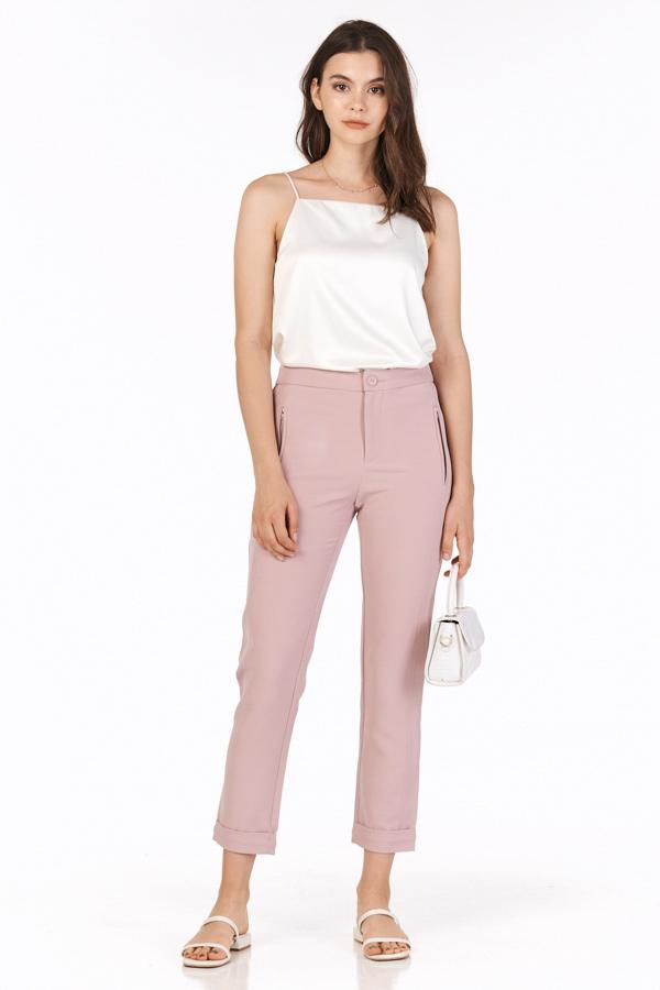 Corrida Pants in Pink