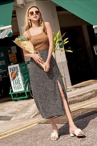 *Restock* Brea Knitted Top in Coffee