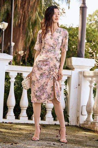 Castall Midi Dress