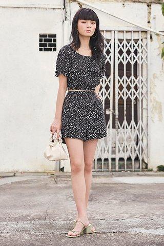 Kylise Shorts in Black