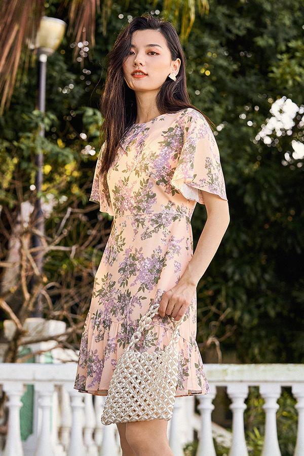 Castall Dress