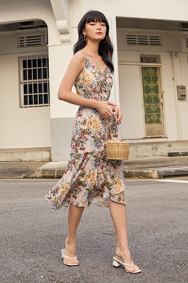 *Backorder* Kalla Midi Dress