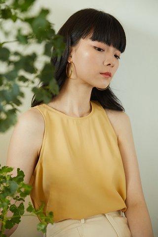 Baylen Top in Daffodil