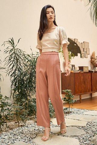 Rendia Pants in Pink