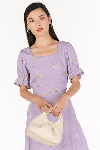 Solla Top in Lilac