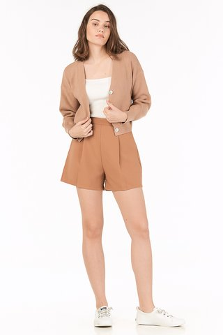 Aden Shorts in Maple
