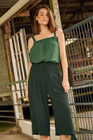 Camden Culottes in Forest