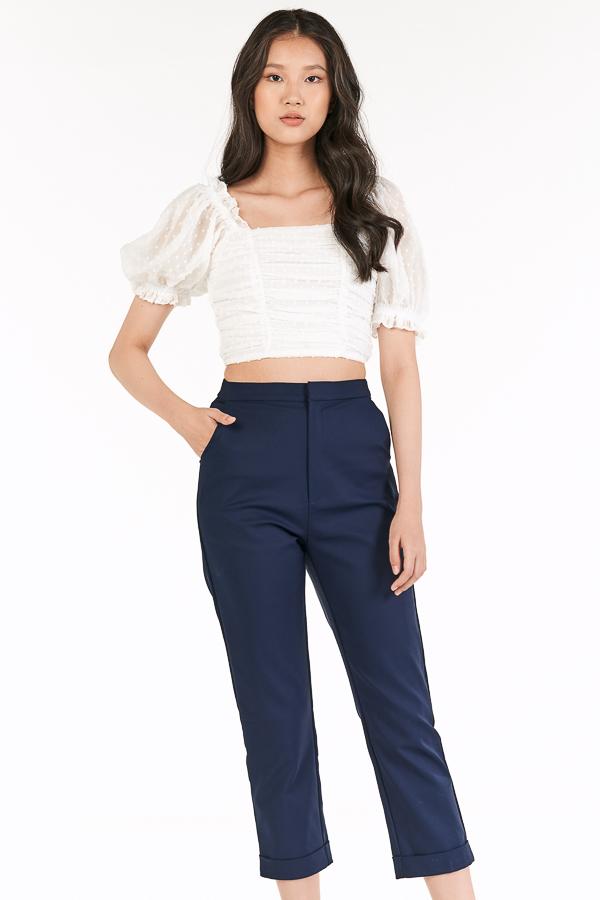 Derinna Pants in Navy