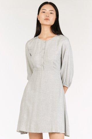 Alsie Dress in Grey