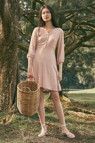 Alsie Dress in Pink