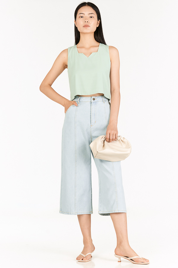 Kyna Top in Mint