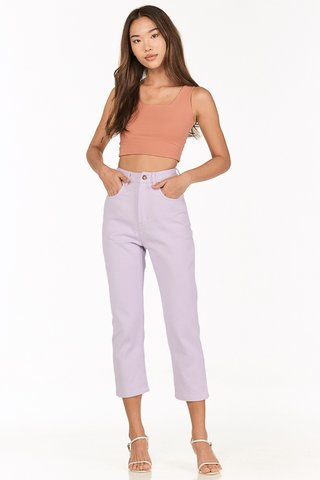 Tova Two Way Top in Coral