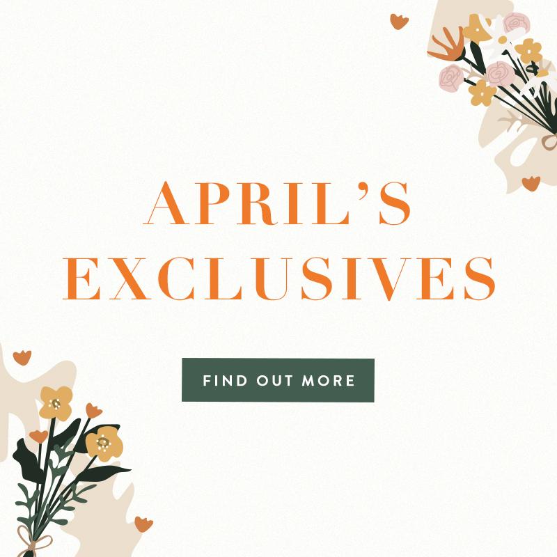 Apr 2021 Exclusives