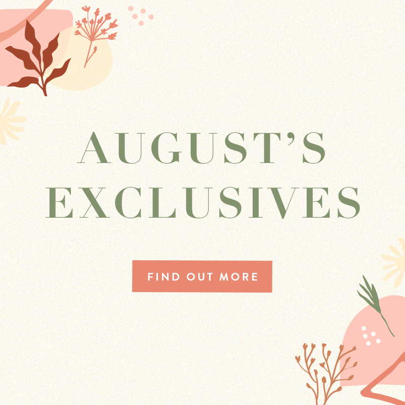 August 2021 Exclusives