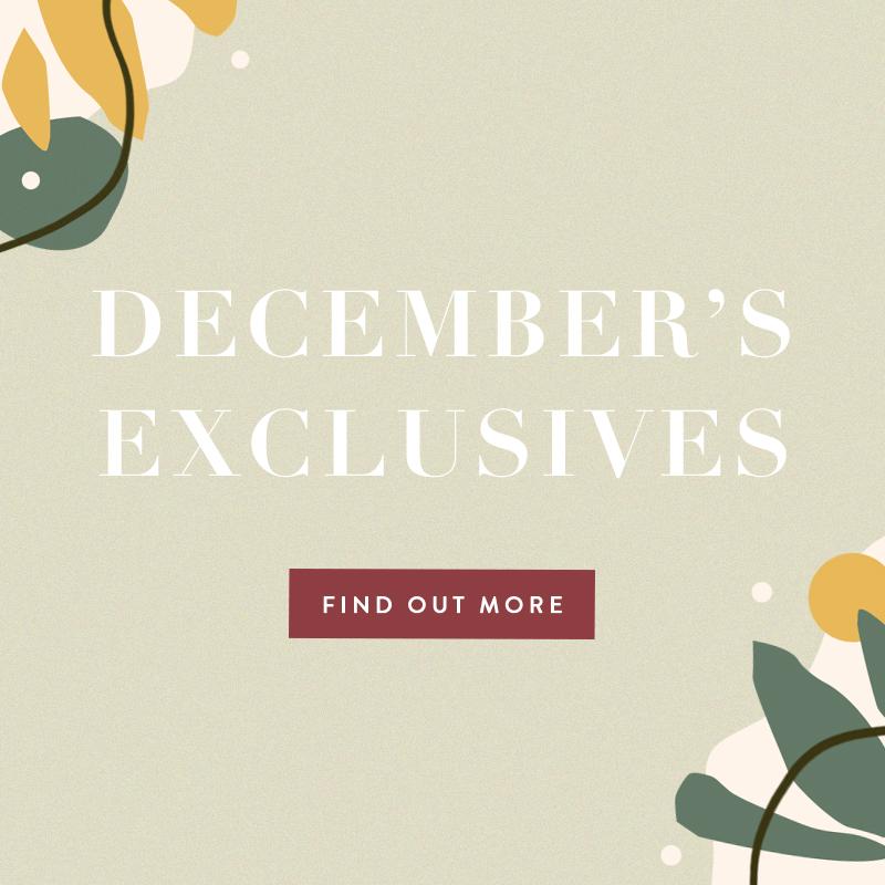 December 2019 Exclusives