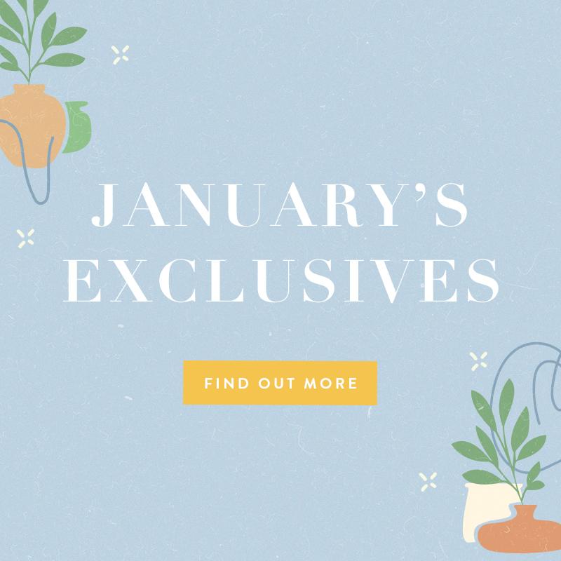 Jan 2021 Exclusives